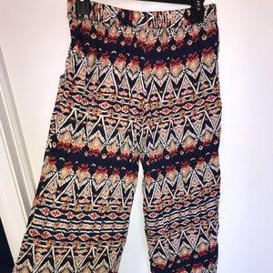 Tribal Beach Pants